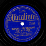 Washboard 78s on the Kipper the Cat show Cambridge 105 Radio 29th April 2019