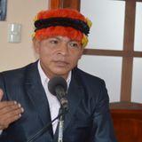 Rosendo Nirinkias, Alcalde de Logroño , aspira llegar a la Prefectura por Pachakutik