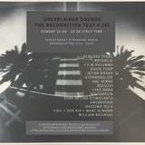 Unexplained Sounds - The Recognition Test # 141
