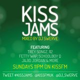 KISS JAMS MIXED BY DJ SWERVE 21FEB16