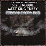 Sly and Robbie Meet King Tubby 'Reggae Rasta Dub' (Abraham Records)