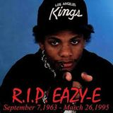Tribute Eazy-E Mix #3 Mixed By DJ ICE-G