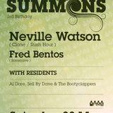 Fred Bentos - Summer Summons Mix