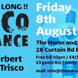 Dicky Trisco & Pete Herbert  promo mix / Disco Deviance @ Horse and Groom Fri 8th August