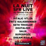 Vitalic VTLZR @ Grand Palais, Paris 21-09-2013