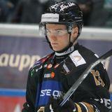 Haastattelussa Julius Junttila kolmannen SaiPa-välieräottelun jälkeen 5.4.2014