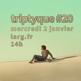 Triptyque #20 Insularité