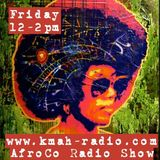 AfroCo Radio Show Fridays Episode 5