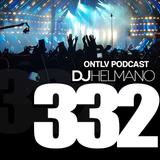 ONTLV PODCAST - Trance From Tel-Aviv - Episode 332 - Mixed By DJ Helmano