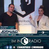 JO PAULO with Miss Sha - 4/9/2016 Music Interview @ I'M IN Radio - #SundayJukeboxShow