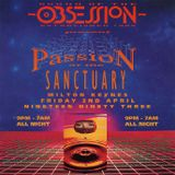 "Westbam at ""Obsession presents Passion at the Sanctuary"" (Milton Keynes - UK) - 2 April 1993"