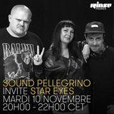 Sound Pellegrino Show : DJ Orgasmic & Teki Latex b2b Star Eyes - 10 Novembre 2015