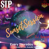 Sunset Session @ SIP _ DJ Sawce _ Special Mix secret Artist _ 04_06_2018