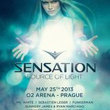 Funkerman - Live @ Sensation Source of Light (Prague) - 25.05.2013