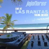 Live at Las Ranitas Tulum Mexico