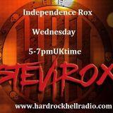 Independence Rox HardRockHellRadio 15th Feb GanG Superhooch Voodoo Vegas Metasoma Figures NGS