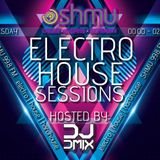 Electro House Sessions #002 Dmix Featuring Unknown Species