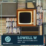 Lowell W 16th October 2015