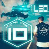 PARTY MIX 10 - DJ LEO (Future House, Electro House, Progressive, Deep house)