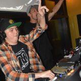 Command Strange & R Vee MC  live at Bassworx-  Dubai -  20 - 10- 16