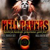 Hell Ravers - Dj Drakkar (2012) (Live Set)