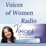 Voices of Women with Host Kris Steinnes: Sarah Elliston on how to deal with difficult people