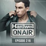 Hardwell On Air 216