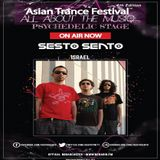 Sesto Sento - Asian Trance Festival 4th Edition 27th November