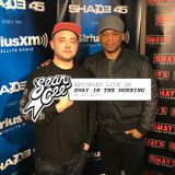 Sean Cee Live on Sway in The Morning 1-25-2017