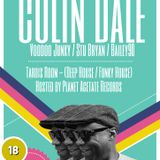 Colin Dale b2b Voodoo Junky Sat 29th September 2012 at the Barn