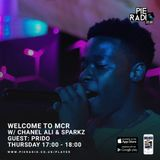 WELCOMETOMCR SHOW W/ SPARKZ AND SPECIAL GUEST PRIDO