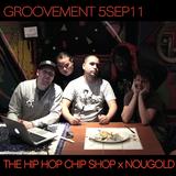 THE HIP HOP CHIP SHOP x NOUGOLD // 5SEP11
