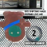 BJ's Shifting Maze Psydub Live Mix - 2