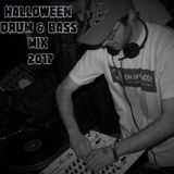 HALLOWEEN 2017 : 2 Hour Vinyl Special Drum and Bass Mix