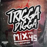 TRIGGA DIGGA MIX VOL. 45 - 90's GUN EDITION