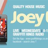 Joey T on Graffiti Kings Radio  26/04/17