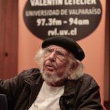 Entrevista al poeta Ernesto Cardenal en Cafe Negro