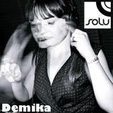 Demika //SOLU 105// Live @ Femmes Fatales launch party, London