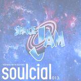 DJ Moky - Soulcial 013 |Space Jam 20th Anniversary
