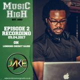 Music High Radio Show - Episode 2