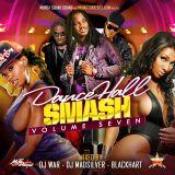 DJ War - Dancehall Smash Vol. 7 FT. DJ Madsilver & Blackhart