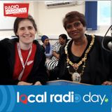 Local Radio Day - Mayor of Harrow, Kareema Kairul