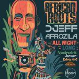 Djeff Afrozila @ African Roots - Djoon (16/01/2015)