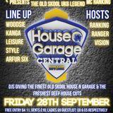 House N Garage Central @ Socialate Bar 28/09/12 Promo mix by Dj Kanga