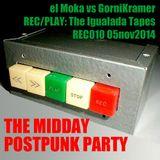 REC-PLAY- Igualada 05nov2014 elMoka-vs-GorniKramer