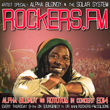 Rockers.FM #9 - The Emperor of African Reggae - Alpha Blondy Special