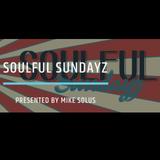 Mike Solus presents Soulful Sundayz @ Housemasters Radio   10.2.19