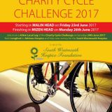 Darren Mulledy - Charity cycle for The South Westmeath Hospice 'The Malinhead to Mizenhead'