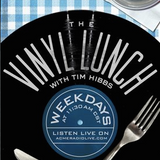 Tim Hibbs - Fiona Silver: 377 The Vinyl Lunch 2017/06/14