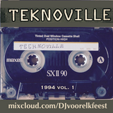 mixtape 003: Teknoville '94 vol. 1